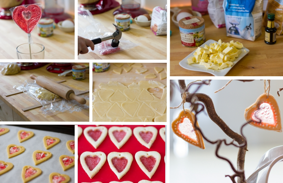 Stained Glass Cookie - How To