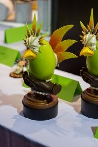 Chocolate Sculptures @ Le Salon du Chocolat