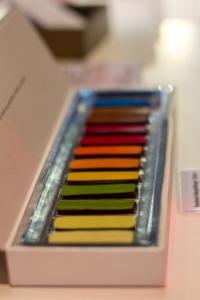 Colorful Chocolate @ Le Salon du Chocolate