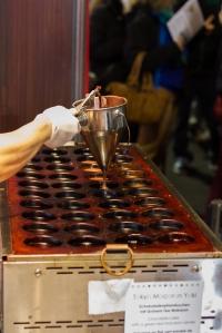 Makaron Pancakes @ Le Salon du Chocolate