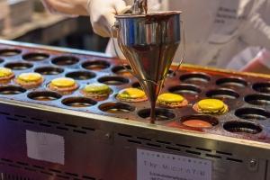 Macaron Pancake @ Le Salon du Chocolate