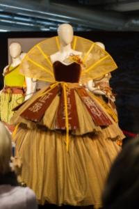 Chocolate Dresses @ Le Salon du Chocolate