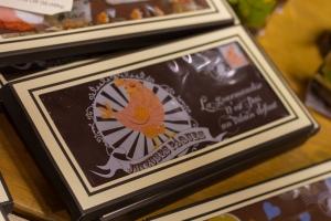 Pinted Chocolate @ Le Salon du Chocolate