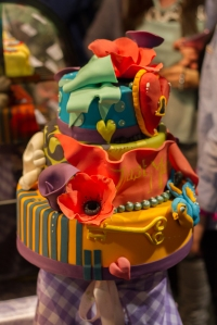 Decorated Cake @ Le Salon du Chocolate