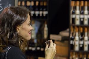 Chocolate Liqueur @ Le Salon du Chocolate