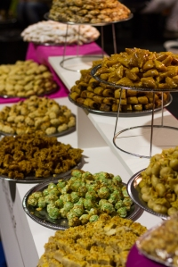 Marocan Treats @ Le Salon du Chocolate