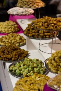 Marocan Treats @ Le Salon du Chocolate