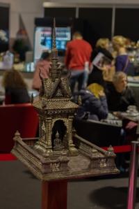 Chocolate Sculpture @ Le Salon du Chocolate