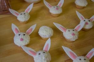 Easter Bunnies - How To