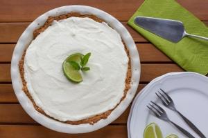 Mojito Lime Pie