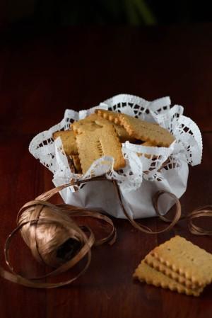 Secret Santa Cookies