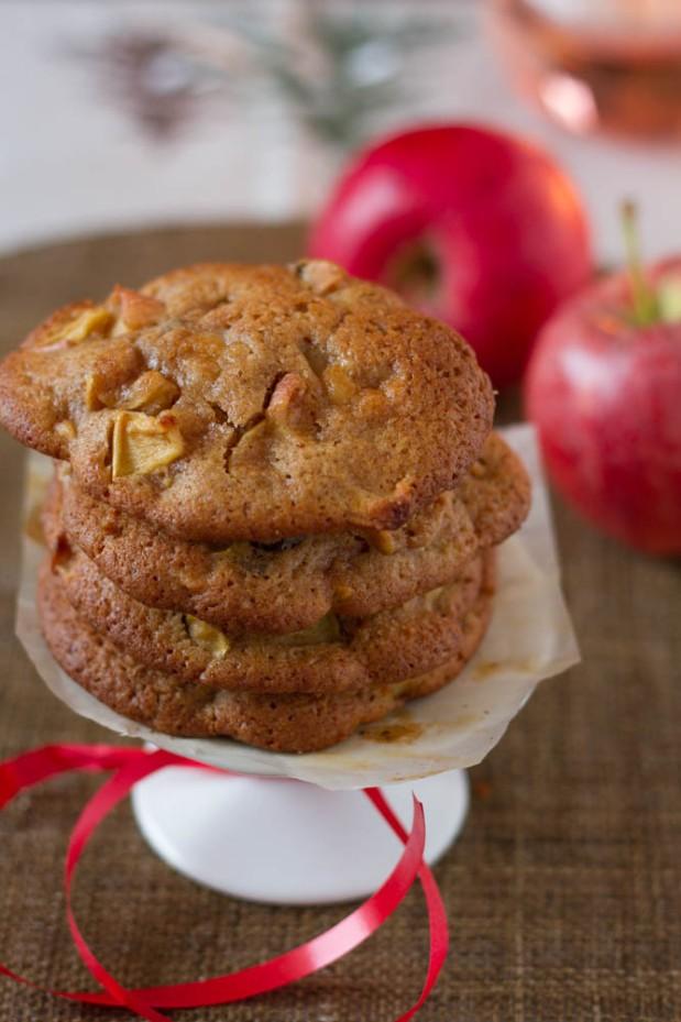 Bratapfel Cookie