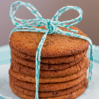 Ovomaltine Chocolate Chip Cookies