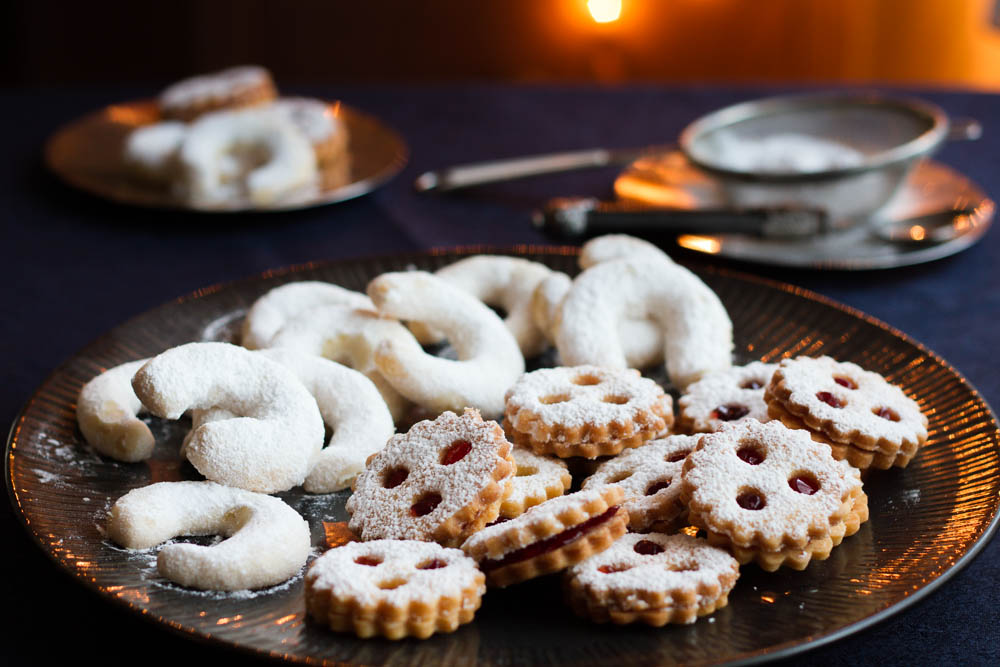 Congratulate, what Austrian christmas cookies apologise, but