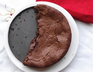 American Cupcake Life // Flourless Chocolate Cake