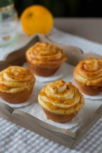 Sticky Orange Buns