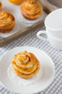 Sticky Orange Buns {icing-sugar.net}