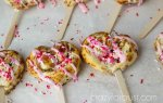 Heart-shaped Cinnamon Rolls on a Stick (by Crazy for Crust)