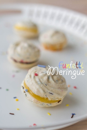 Funfetti Meringue {by Icing-Sugar.net}